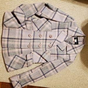 Mods International ladies wool pea coat